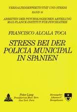 Stress Bei Der Policia Municipal in Spanien