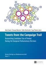 Tweets from the Campaign Trail