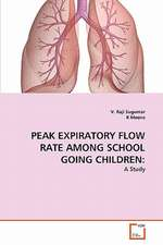 Peak Expiratory Flow Rate Among School Going Children