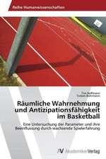 Räumliche Wahrnehmung und Antizipationsfähigkeit im Basketball