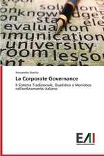La Corporate Governance