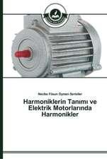 Harmoniklerin Tanimi ve Elektrik Motorlarinda Harmonikler