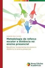 Metodologia de Reforco Escolar a Distancia No Ensino Presencial:  Anjo Negro E a Falencia Da Familia
