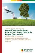 Quantificacao de Gases Estufas Por Espectroscopia Fotoacustica No IR:  Orquestrando Processos de Negocio
