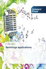 Semirings applications