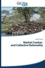 Market Crashes and Collective Rationality