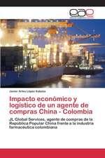 Impacto Economico y Logistico de Un Agente de Compras China - Colombia
