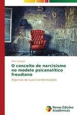 O Conceito de Narcisismo No Modelo Psicanalitico Freudiano:  Teste de Detecao Da Simulacao de Problemas de Memoria