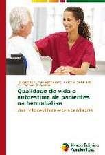 Qualidade de Vida E Autoestima de Pacientes Na Hemodialise:  O Olhar Do Professor