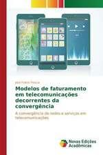 Modelos de Faturamento Em Telecomunicacoes Decorrentes Da Convergencia:  Projetos de Vida