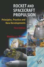 Rocket and Spacecraft Propulsion: Principles, Practice and New Developments