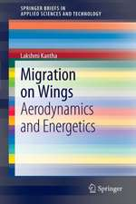 Migration on Wings: Aerodynamics and Energetics