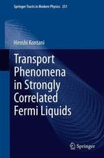 Transport Phenomena in Strongly Correlated Fermi Liquids