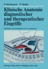 Klinische Anatomie diagnostischer und therapeutischer Eingriffe