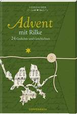 Lesezauber: Advent mit Rilke