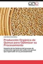 Produccion Organica de Quinua Para Optimizar Su Procesamiento:  Infeccion Papiloma Humano y Patologia Cervical