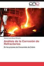 Analisis de La Corrosion de Refractarios:  Cuerpo, Mente y Conciencia