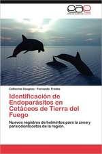 Identificacion de Endoparasitos En Cetaceos de Tierra del Fuego