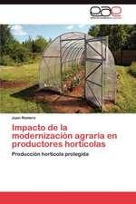 Impacto de La Modernizacion Agraria En Productores Horticolas:  Una Mirada Desde Dentro