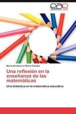 Una Reflexion En La Ensenanza de Las Matematicas:  Luchas Feministas Barriales y Transnacionales