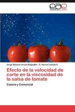 Efecto de La Velocidad de Corte En La Viscosidad de La Salsa de Tomate