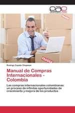 Manual de Compras Internacionales - Colombia