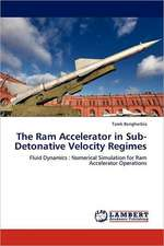 The Ram Accelerator in Sub-Detonative Velocity Regimes