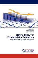 Neural-Fuzzy for Econometrics Estimation