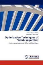 Optimization Techniques of Viterbi Algorithm