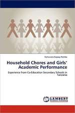 Household Chores and Girls' Academic Performance