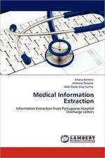 Medical Information Extraction