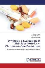 Synthesis & Evaluation of 2&6-Substituted 4H-Chromen-4-One Derivatives