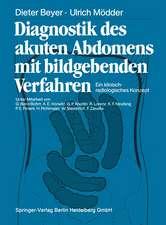 Diagnostik des akuten Abdomens mit bildgebenden Verfahren: Ein klinisch-radiologisches Konzept