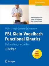 FBL Klein-Vogelbach Functional Kinetics Behandlungstechniken