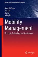 Mobility Management: Principle, Technology and Applications