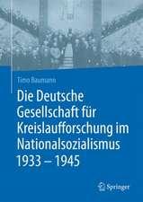 Die Deutsche Gesellschaft für Kreislaufforschung im Nationalsozialismus 1933 - 1945