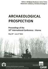 Archaeological Prospection