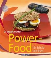 Power-Food für Schule und Büro