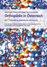 Orthopädie in Österreich