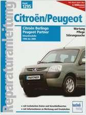 Citroën Berlingo / Peugeot Partner Dieselmodelle