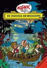 Die Digedags, Amerikaserie 02. Die Digedags am Mississippi