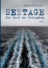 Seetage:  Hamburg - Schanghai - Hamburg
