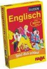 Spiel dich schlau! Englisch - Das Memo-Spiel