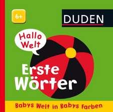 Hallo Welt: Erste Wörter