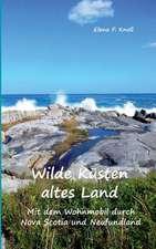 Wilde Küsten altes Land