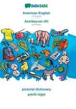 BABADADA, American English - Az¿rbaycan dili, pictorial dictionary - s¿killi lüg¿t