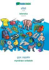 BABADADA, Hindi (in devanagari script) - íslenska, visual dictionary (in devanagari script) - myndræn orðabók