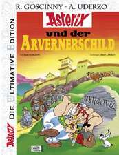 Die ultimative Asterix Edition 11