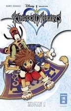 Kingdom Hearts White Edition 01