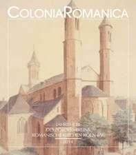 Colonia Romanica XXIX 2014